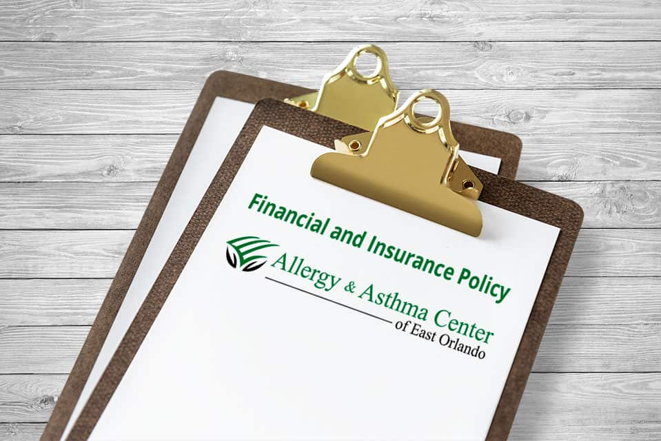 Financial and Insurance Policy